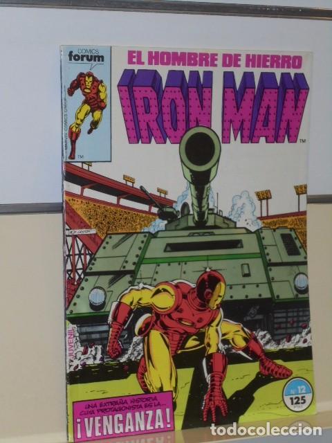 Cómics: IRON MAN VOL. 1 CASI COMPLETA A FALTA DE LOS NUMS. 2, 3, 4 Y 6 - FORUM OFERTA - Foto 16 - 243381455