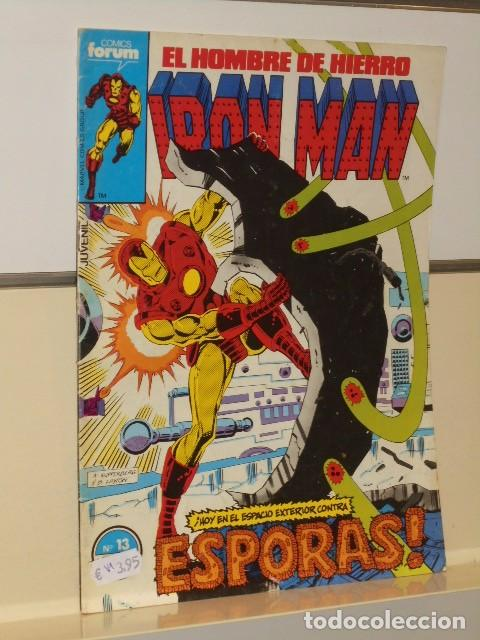 Cómics: IRON MAN VOL. 1 CASI COMPLETA A FALTA DE LOS NUMS. 2, 3, 4 Y 6 - FORUM OFERTA - Foto 17 - 243381455