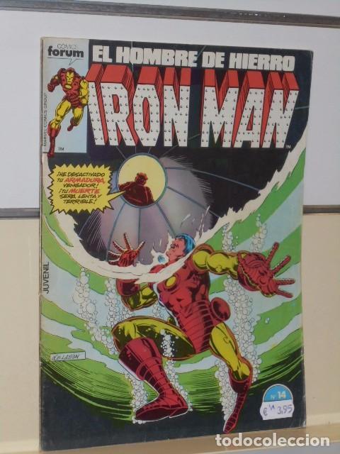 Cómics: IRON MAN VOL. 1 CASI COMPLETA A FALTA DE LOS NUMS. 2, 3, 4 Y 6 - FORUM OFERTA - Foto 18 - 243381455