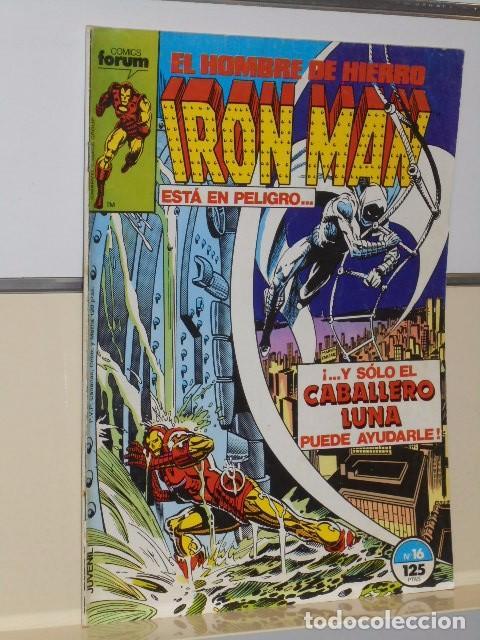 Cómics: IRON MAN VOL. 1 CASI COMPLETA A FALTA DE LOS NUMS. 2, 3, 4 Y 6 - FORUM OFERTA - Foto 20 - 243381455