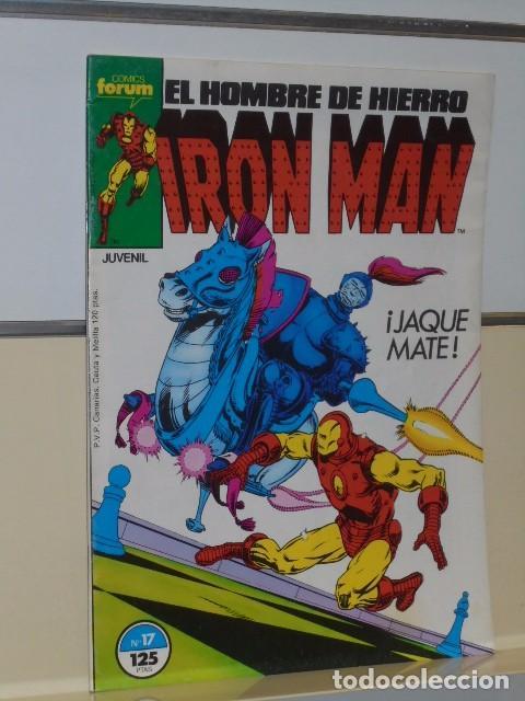 Cómics: IRON MAN VOL. 1 CASI COMPLETA A FALTA DE LOS NUMS. 2, 3, 4 Y 6 - FORUM OFERTA - Foto 21 - 243381455