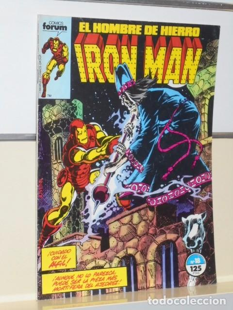 Cómics: IRON MAN VOL. 1 CASI COMPLETA A FALTA DE LOS NUMS. 2, 3, 4 Y 6 - FORUM OFERTA - Foto 22 - 243381455