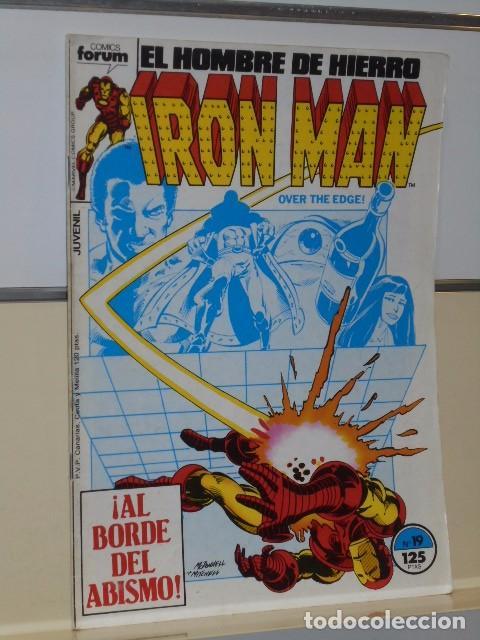Cómics: IRON MAN VOL. 1 CASI COMPLETA A FALTA DE LOS NUMS. 2, 3, 4 Y 6 - FORUM OFERTA - Foto 23 - 243381455