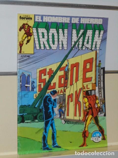 Cómics: IRON MAN VOL. 1 CASI COMPLETA A FALTA DE LOS NUMS. 2, 3, 4 Y 6 - FORUM OFERTA - Foto 29 - 243381455