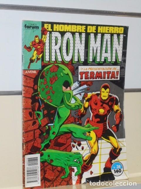 Cómics: IRON MAN VOL. 1 CASI COMPLETA A FALTA DE LOS NUMS. 2, 3, 4 Y 6 - FORUM OFERTA - Foto 34 - 243381455