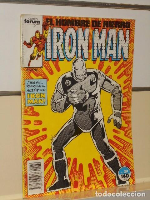 Cómics: IRON MAN VOL. 1 CASI COMPLETA A FALTA DE LOS NUMS. 2, 3, 4 Y 6 - FORUM OFERTA - Foto 35 - 243381455