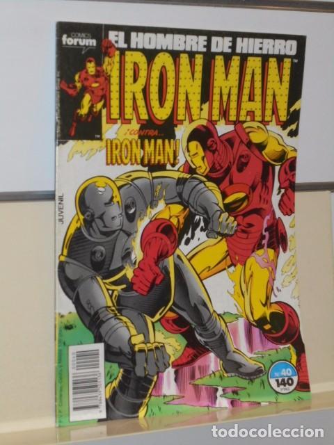 Cómics: IRON MAN VOL. 1 CASI COMPLETA A FALTA DE LOS NUMS. 2, 3, 4 Y 6 - FORUM OFERTA - Foto 36 - 243381455