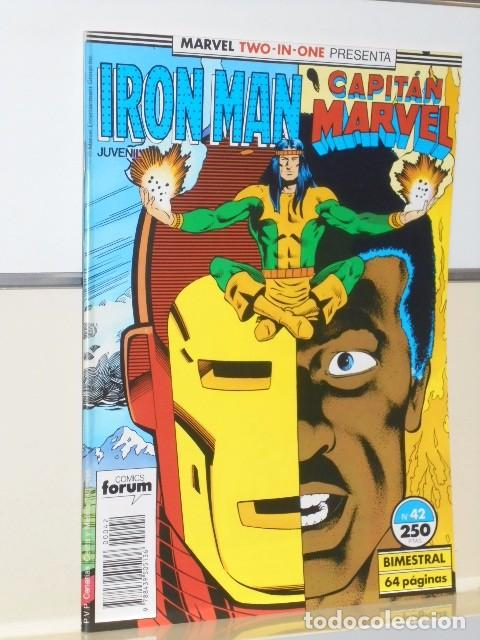 Cómics: IRON MAN VOL. 1 CASI COMPLETA A FALTA DE LOS NUMS. 2, 3, 4 Y 6 - FORUM OFERTA - Foto 38 - 243381455