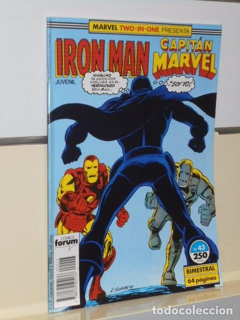 Cómics: IRON MAN VOL. 1 CASI COMPLETA A FALTA DE LOS NUMS. 2, 3, 4 Y 6 - FORUM OFERTA - Foto 39 - 243381455
