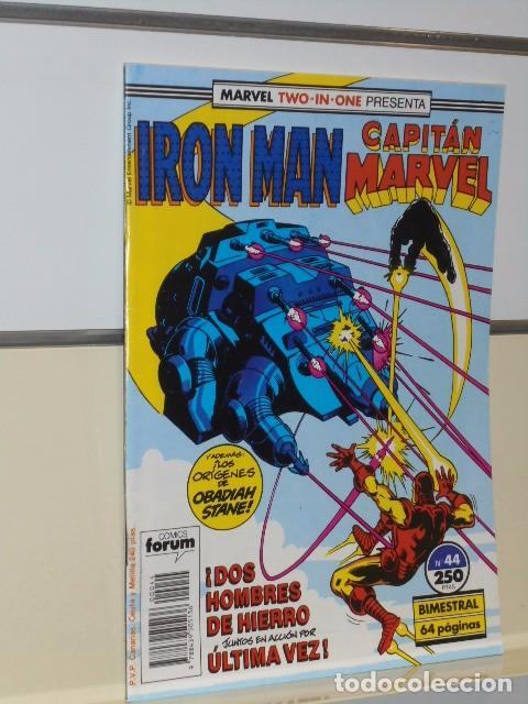 Cómics: IRON MAN VOL. 1 CASI COMPLETA A FALTA DE LOS NUMS. 2, 3, 4 Y 6 - FORUM OFERTA - Foto 40 - 243381455