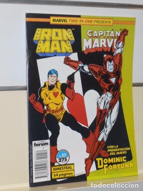 Cómics: IRON MAN VOL. 1 CASI COMPLETA A FALTA DE LOS NUMS. 2, 3, 4 Y 6 - FORUM OFERTA - Foto 3 - 243381455