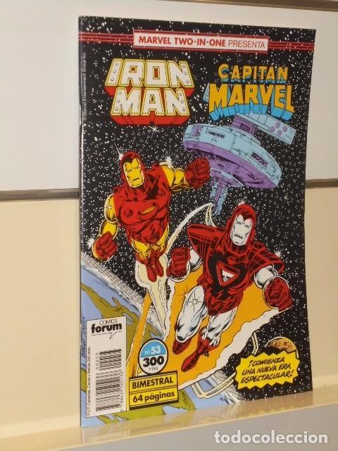 Cómics: IRON MAN VOL. 1 CASI COMPLETA A FALTA DE LOS NUMS. 2, 3, 4 Y 6 - FORUM OFERTA - Foto 4 - 243381455