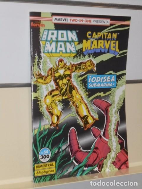 Cómics: IRON MAN VOL. 1 CASI COMPLETA A FALTA DE LOS NUMS. 2, 3, 4 Y 6 - FORUM OFERTA - Foto 5 - 243381455