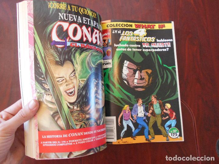 Cómics: COLECCION WHAT IF VOLUMEN 1 - COMPLETA - 70 NUMEROS - LEER DESCRIPCION - FORUM (7I) - Foto 7 - 99726975