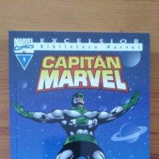 Cómics: CAPITAN MARVEL COMPLETA 1-3 MARVEL EXCELSIOR. Lote 39487976