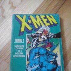 Cómics: COMIC LOS X-MEN PATRULLA X VOLUMEN 1 FORUM PLANETA DEL 1 AL 5 RETAPADO.. Lote 99796027