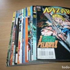 Cómics: KAZAR VOLUMEN 1 VOL. 1 - 20 NÚMEROS + 1 ESPECIAL - FORUM. Lote 99810347