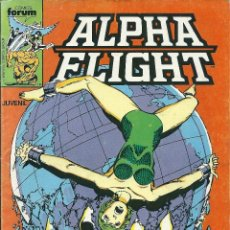 Cómics: ALPHA FLIGHT VOLUMEN 1 NUMERO 3. Lote 99820315