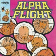 Cómics: ALPHA FLIGHT VOLUMEN 1 NUMERO 8. Lote 99820667