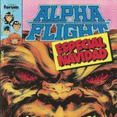 Cómics: ALPHA FLIGHT VOLUMEN 1 NUMERO 9. Lote 99820739