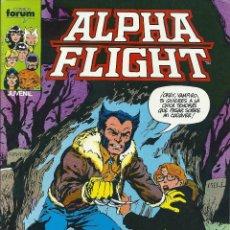 Cómics: ALPHA FLIGHT VOLUMEN 1 NUMERO 10. Lote 99820819