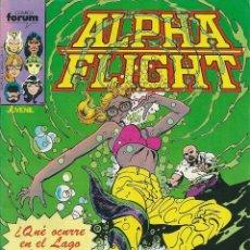 Cómics: ALPHA FLIGHT VOLUMEN 1 NUMERO 11. Lote 99820887