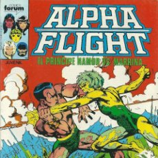 Cómics: ALPHA FLIGHT VOLUMEN 1 NUMERO 12. Lote 99820967