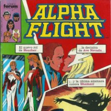 Comics: ALPHA FLIGHT VOLUMEN 1 NUMERO 14. Lote 99821011