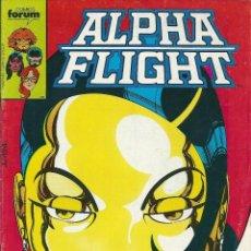 Cómics: ALPHA FLIGHT VOLUMEN 1 NUMERO 15. Lote 99821043