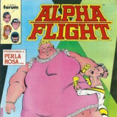 Comics: ALPHA FLIGHT VOLUMEN 1 NUMERO 17. Lote 99821175