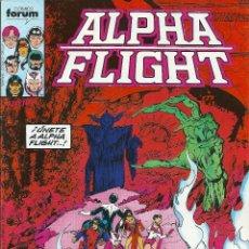 Cómics: ALPHA FLIGHT VOLUMEN 1 NUMERO 19. Lote 99821331