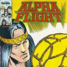 Cómics: ALPHA FLIGHT VOLUMEN 1 NUMERO 20. Lote 99821375