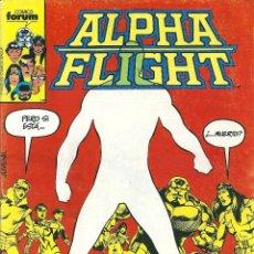 Comics: ALPHA FLIGHT VOLUMEN 1 NUMERO 21. Lote 99821419