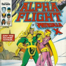 Cómics: ALPHA FLIGHT VOLUMEN 1 NUMERO 24. Lote 99821535
