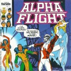 Cómics: ALPHA FLIGHT VOLUMEN 1 NUMERO 26. Lote 99821743