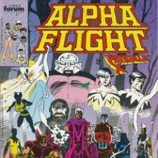 Cómics: ALPHA FLIGHT VOLUMEN 1 NUMERO 32. Lote 99821991