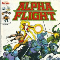 Cómics: ALPHA FLIGHT VOLUMEN 1 NUMERO 33. Lote 99822047