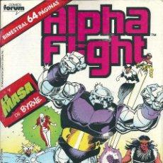 Cómics: ALPHA FLIGHT VOLUMEN 1 NUMERO 35. Lote 99822139