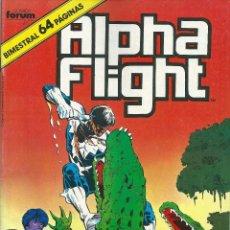 Cómics: ALPHA FLIGHT VOLUMEN 1 NUMERO 38. Lote 99822271