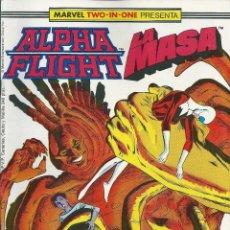 Cómics: ALPHA FLIGHT VOLUMEN 1 NUMERO 43. Lote 99822619