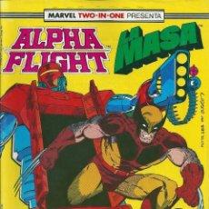 Cómics: ALPHA FLIGHT VOLUMEN 1 NUMERO 46. Lote 99822703