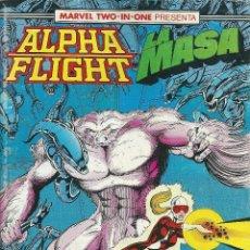 Cómics: ALPHA FLIGHT VOLUMEN 1 NUMERO 48. Lote 99822799