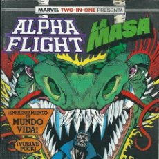 Cómics: ALPHA FLIGHT VOLUMEN 1 NUMERO 50. Lote 99822991