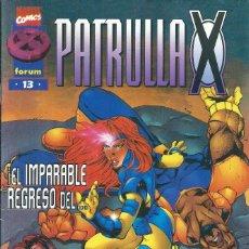 Comics: LA PATRULLA X VOLUMEN 2 NUMERO 13. Lote 99824311