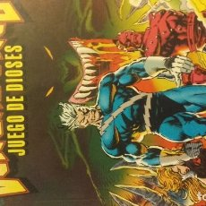 Cómics: VENGADORES JUEGO DE DIOSES - TOMO FORUM - BOB HARRAS MIKE DEODATO. Lote 99824431