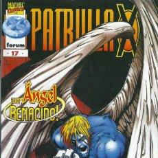 Cómics: LA PATRULLA X VOLUMEN 2 NUMERO 17. Lote 99824523