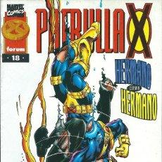 Cómics: LA PATRULLA X VOLUMEN 2 NUMERO 18. Lote 99824555