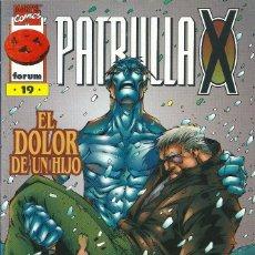 Cómics: LA PATRULLA X VOLUMEN 2 NUMERO 19. Lote 99824583