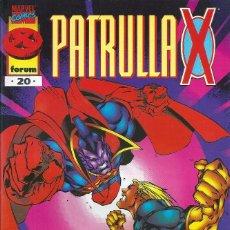 Cómics: LA PATRULLA X VOLUMEN 2 NUMERO 20. Lote 99824627