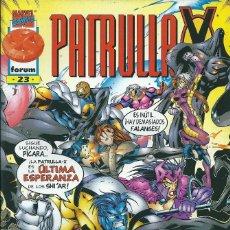 Cómics: LA PATRULLA X VOLUMEN 2 NUMERO 23. Lote 99824791